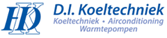 D.I. Koeltechniek – Koeltechniek | Airconditioning | Warmtepompen Logo